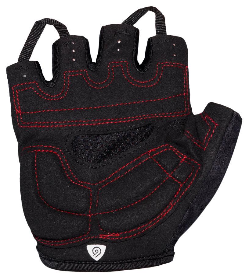 KILPI Cyklistické rukavice MYRTLES EU0307KIBLK Černá