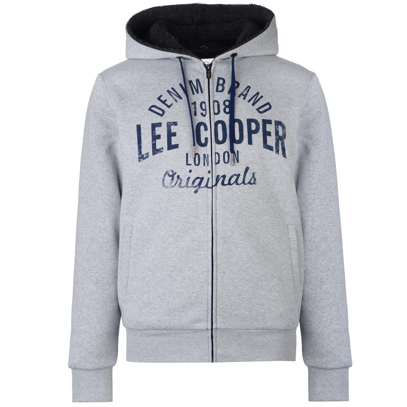 Lee Cooper London Pánská mikina 53836925 SD_Medium