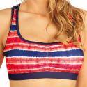 Plavky sportovní top dámský s vyjím. výzt 52091 LITEX