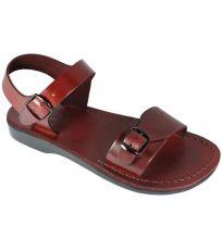 b8bd2e8c4a Uni kožené sandále ANTEF Faraon-Sandals