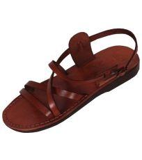 Uni kožené sandály PEPI Faraon-Sandals