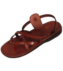 Uni kožené sandály PERIBSEN Faraon-Sandals