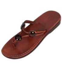 Žabky z pravé kůže VENIS Faraon-Sandals