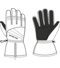 Dámske rukavice Ritta ALPINE PRO