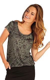 Tričko dámske s krátkym rukávom. 51094999 LITEX