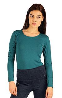 Tričko dámske s dlhým rukávom. 51128615 LITEX