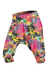 Nohavice dámske 3/4 s nízkym sedom. 51175999 LITEX