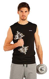 Tričko pánske bez rukávov. 51255901 LITEX