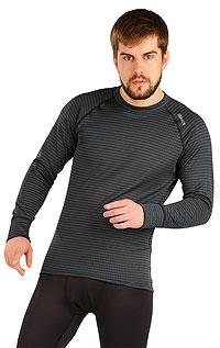 Termo tričko pánske s dlhým rukávom. 51384117 LITEX