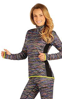 Termo tričko dámske s dlhým rukávom. 51389999 LITEX