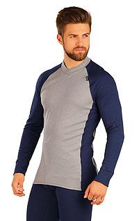 Termo tričko pánske s dlhým rukávom. 51425111 LITEX