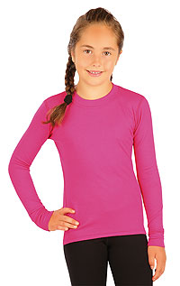 Termo triko dětské s dlouhým rukávem. 51430 LITEX