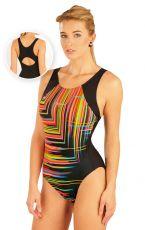 Jednodílné sportovní plavky. 52491 LITEX