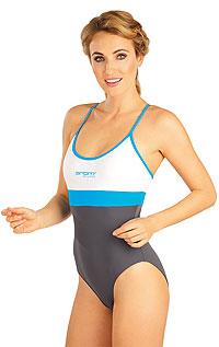Jednodílné sportovní plavky. 52511 LITEX