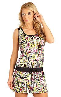 Šaty dámské bez rukávu. 52536 LITEX