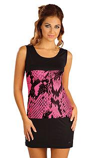 Šaty dámské bez rukávu. 52540 LITEX
