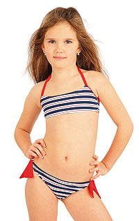 Dívčí plavky kalhotky bokové. 52582 LITEX