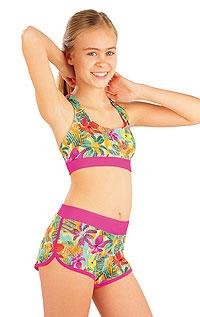 Dívčí plavky sportovní top. 52601 LITEX