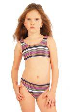 Dievčenské plavky top. 52605 LITEX
