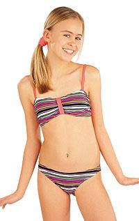 Dívčí plavky kalhotky bokové. 52610 LITEX