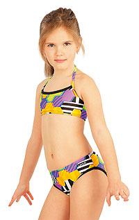 Dívčí plavky kalhotky bokové. 52614 LITEX