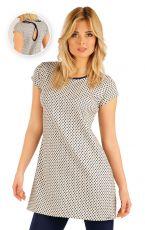 Šaty dámské s krátkým rukávem. 54027888 LITEX
