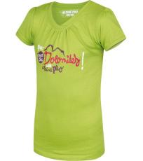 Dětské triko CLAIR ALPINE PRO