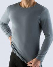 Pánske tričko s dlhým rukávom 78003-LCM GINA