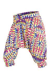 Kalhoty harémové v 3/4 délce. 85512 LITEX