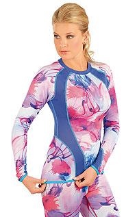 Termo triko dámské s dlouhým rukávem. 87000 LITEX