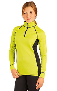 Termo triko dámské s dlouhým rukávem. 87024 LITEX