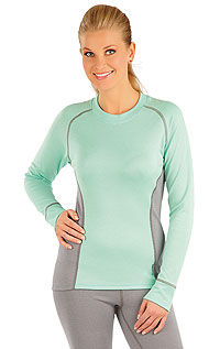 Termo tričko dámske s dlhým rukávom. 87046 LITEX