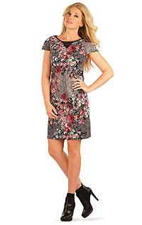 Šaty dámské s křidélkovým rukávem. 87387 LITEX