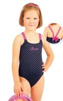 Jednodílné dívčí plavky. 88462 LITEX