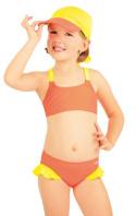 Dětský šátek s kšiltem. 88495 LITEX