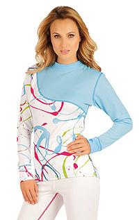 Termo tričko dámske s dlhým rukávom. 90015999 LITEX