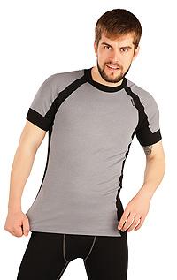 Termo tričko pánske s krátkym rukávom. 90044111 LITEX
