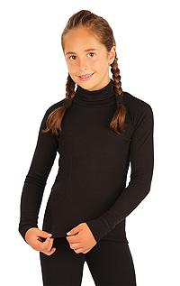 Termo rolák dětský s dlouhým rukávem. 90051901 LITEX