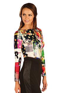 Tričko dámske s dlhým rukávom. 90371999 LITEX