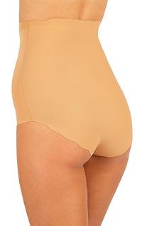 Stahovací bezešvé kalhotky se zvýš. pasem 99244428 LITEX