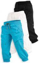 Kalhoty dámské v 3/4 délce do pasu 99501 LITEX