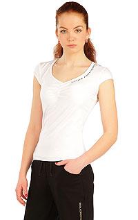 Tričko dámske s křidélkovými rukávom. J1022 LITEX