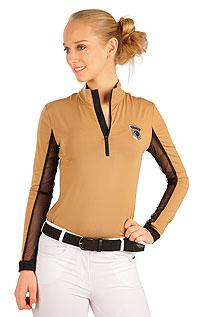 Tričko dámske s dlhým rukávom. J1119406 LITEX