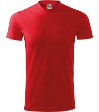 Unisex tričko Heavy V-neck Malfini