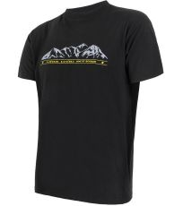 Pánske funkčné tričko MERINO ACTIVE PT MOUNTAINS Sensor