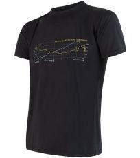 Pánske funkčné tričko COOLMAX FRESH PT TRACK Sensor