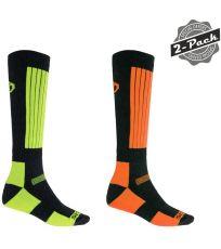Lyžiarske ponožky - 2 páry SNOW Sensor