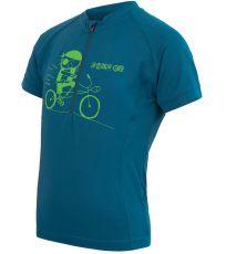 Detský cyklistický dres CYKLO ENTRY Sensor