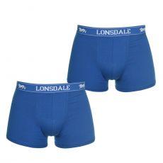 Pánské boxerky 2 kusy Trunks Lonsdale