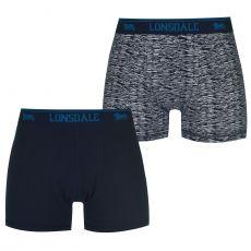 Pánske boxerky 2 kusy Trunks Lonsdale